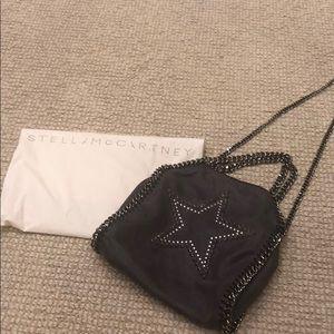 Stella McCartney Mini Falbella Crossbody Bag
